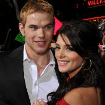 Are Kellan Lutz and Ashley Greene The Reason 'Breaking Dawn's' Not Two Movies...Yet?