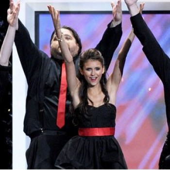 Did Nina Dobrev Hold Her Own During the Emmys Opener?