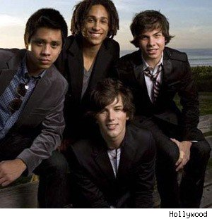 allstar weekend press pic