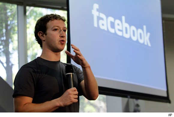 mark zuckerberg at facebook press conference