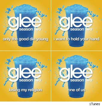 glee grilled cheesus songs