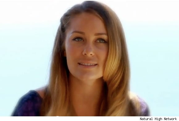 lauren conrad natural high network psa screenshot