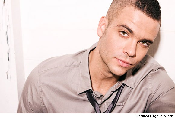 mark salling press photo