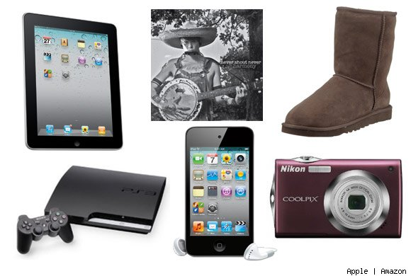 These Are The 10 Gifts Teens Want This Year...Just So You Know ...