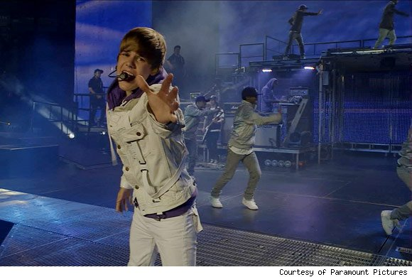 'Justin Bieber: Never Say Never' Exclusive Photos