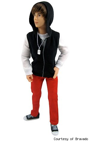 Justin Bieber 'Real Hairstyle' Dolls