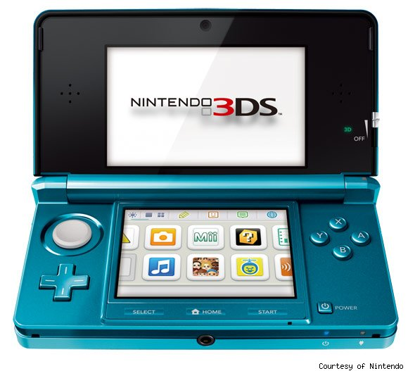 Nintendo 3DS to Include Netflix Streaming and WiFi Features