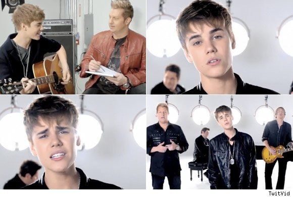 Justin Bieber and Rascal Flatts 'That Should Be Me' Video
