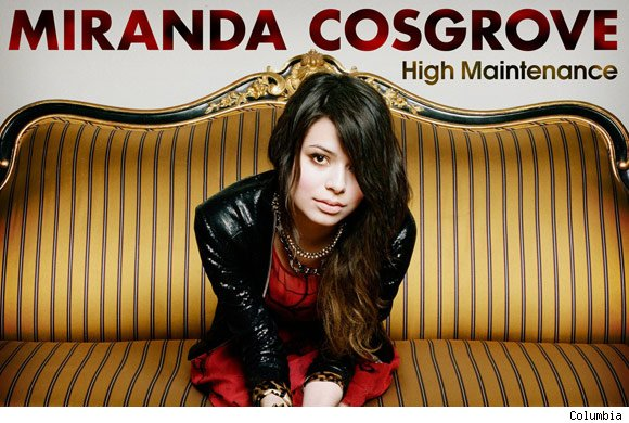 Miranda Cosgrove 'High Maintenance' EP