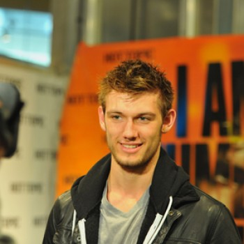 Alex Pettyfer Started Acting by Accident