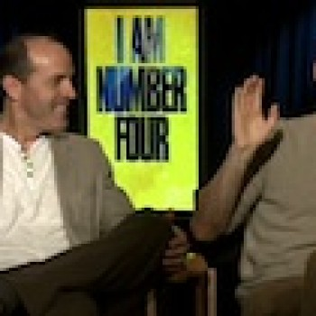 "Conversations with the Stars of ""I Am Number Four"""