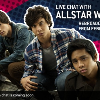 Live Chat with Allstar Weekend