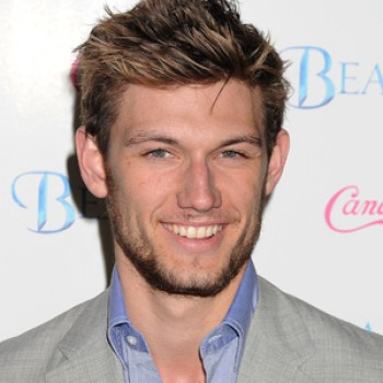 Alex Pettyfer's House Catches Fire