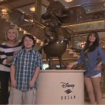 All Aboard the Disney Dream with Frankie Jonas, Debby Ryan &amp;amp; Chelsea Kane