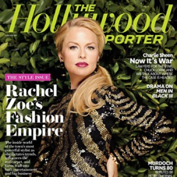 Rachel Zoe Named #1 Stylist to the Stars