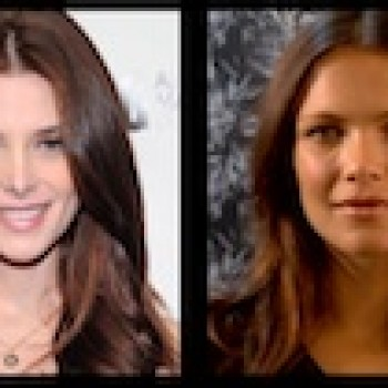Makeup Diaries: Pick a Face - Ashley Greene