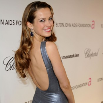 Petra Nemcova Offers Advice to Japan Tsunami Survivors