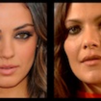 Makeup Diaries: Pick a Face - Mila Kunis