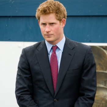 Prince Harry to Join Charity Trek to North Pole
