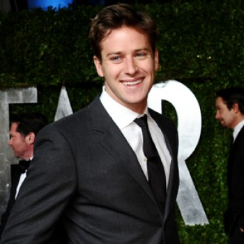 Armie Hammer to Play Snow White's Prince