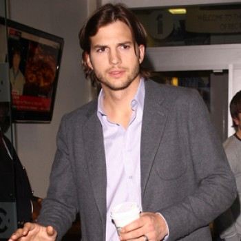 "Ashton Kutcher Prepares For the ""Big One"""