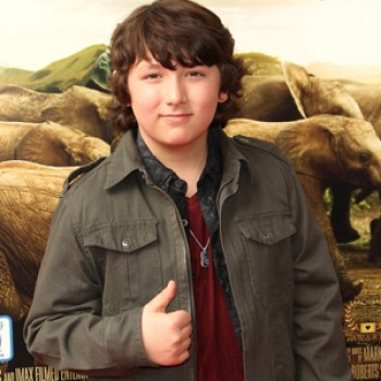 Frankie Jonas is &quot;Born to Be Wild&quot;