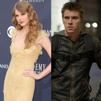 Taylor Swift & Garrett Hedlund: Couple Alert?