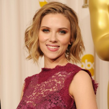 Scarlett Johansson Fights for Women's Health