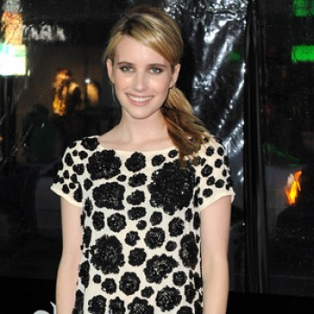 "Emma Roberts Auditioned for ""Scream 4"" via Skype"
