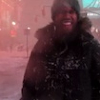 Making the Mixtape with Mateo: Snow in Times Square