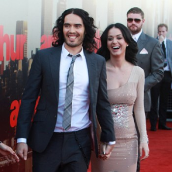 Russell Brand & Katy Perry to Star in a Movie Together?