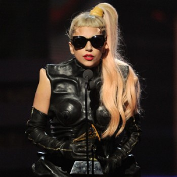 Lady Gaga is a Hit at MTV O Music Awards