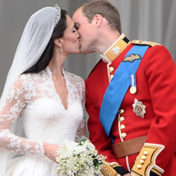 Prince William & Kate Middleton Wed as the World Watches