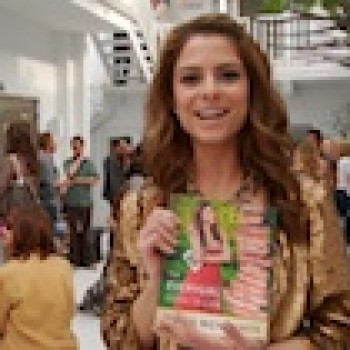 "Maria Menounos on ""The EveryGirl's Guide to Life"""