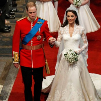 Royal Newlyweds Planning World Tour
