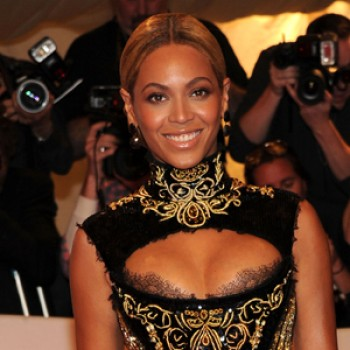 Beyonce Leads 'Flash Dance' Event
