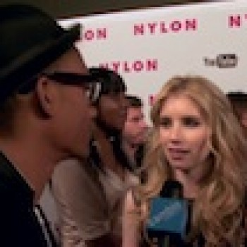 "On the Red Carpet for NYLON's ""Young Hollywood"" Issue Party"