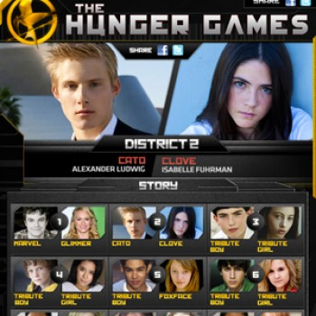 Alexander Ludwig &amp;amp; Isabelle Fuhrman Join &quot;The Hunger Games&quot;