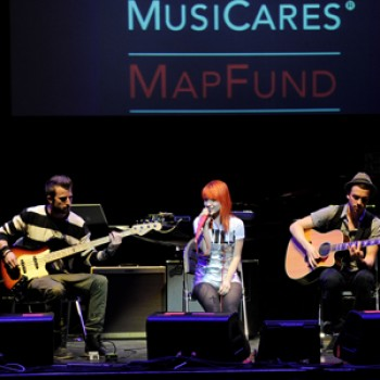 Musicares MAP Fund Honors Dave Gahan & Kevin Lyman