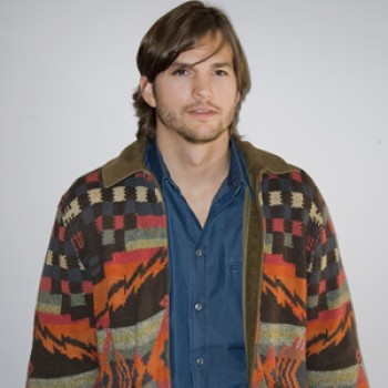 "Ashton Kutcher To Replace Sheen on ""Two & A Half Men""?"