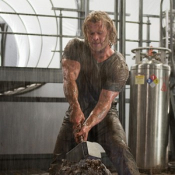 &quot;Thor&quot; Reigns the Box Office Again