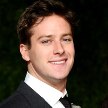 "Armie Hammer to Take On ""The Lone Ranger"""