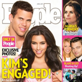 Kim Kardashian &amp;amp; Kris Humphries Engaged!