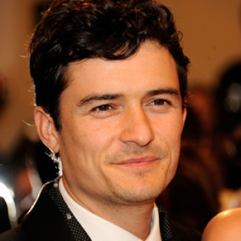 "Orlando Bloom is Heading Back to the Shire for ""The Hobbit"""