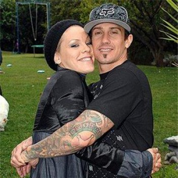 Pink & Carey Hart Welcome a Baby Girl