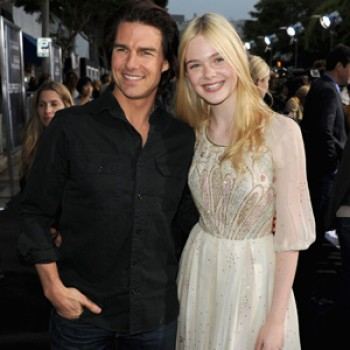 "Tom Cruise, Elle Fanning & More Step Out for ""Super 8"" Premiere + See It a Day Early!"