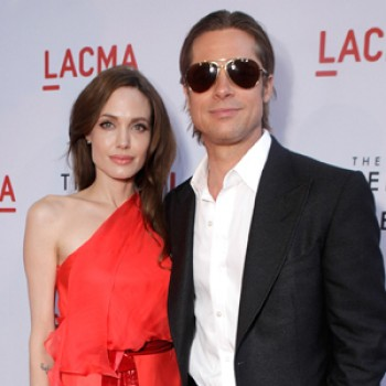 Brad Pitt & Angelina Jolie Donate to Tornado Devastated City