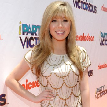 "EXCLUSIVE: Jennette Mccurdy's ""iparty with Victorious"" Rap (Video)"
