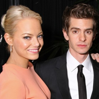 New Couple: Andrew Garfield & Emma Stone?