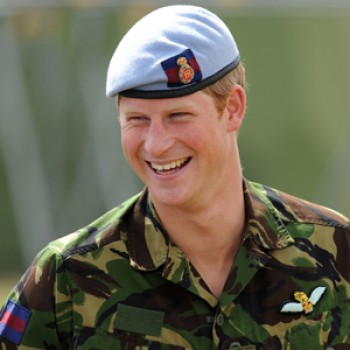 Prince Harry Confirms Single Status